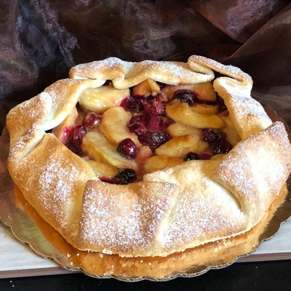 Rustic Cranberry Apple