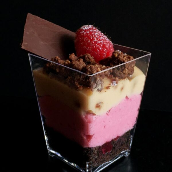 RASPBERRY CHOCOLATE HAZELNUT
