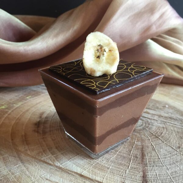 BANANA CHOCOLATE CARAMEL