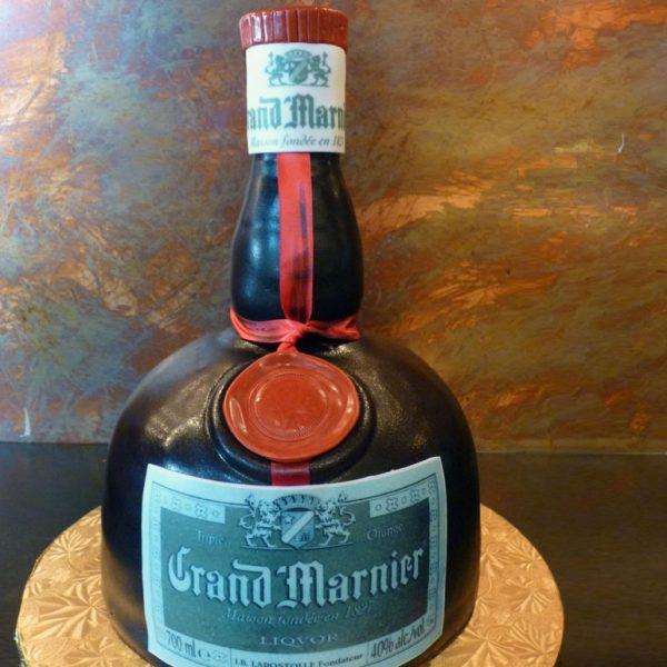 GRAND MARNIER CAKE