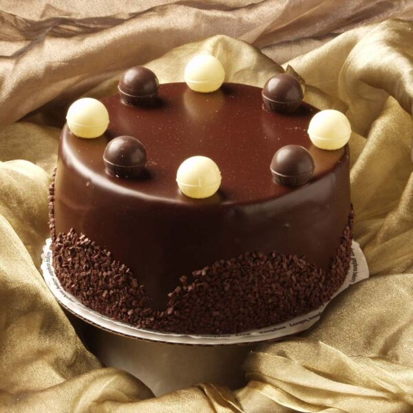 Double Mousse Cake