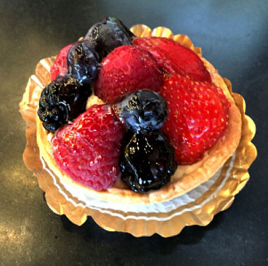 Mixed-Berry-Tart