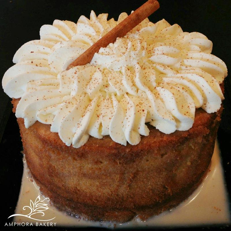 Tres Leches Cake Amphora Bakery