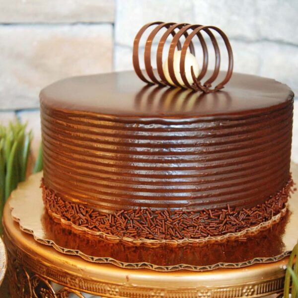 Bailey's Chocolate Crunch Cake