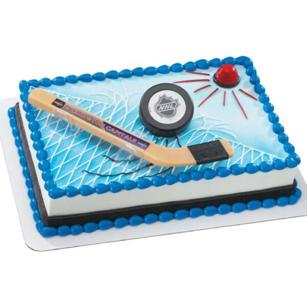 ICE HOCKEY CAKE