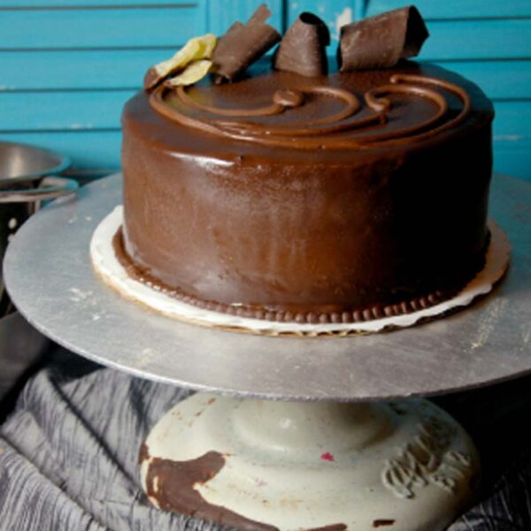Double Chocolate Ginger Cake