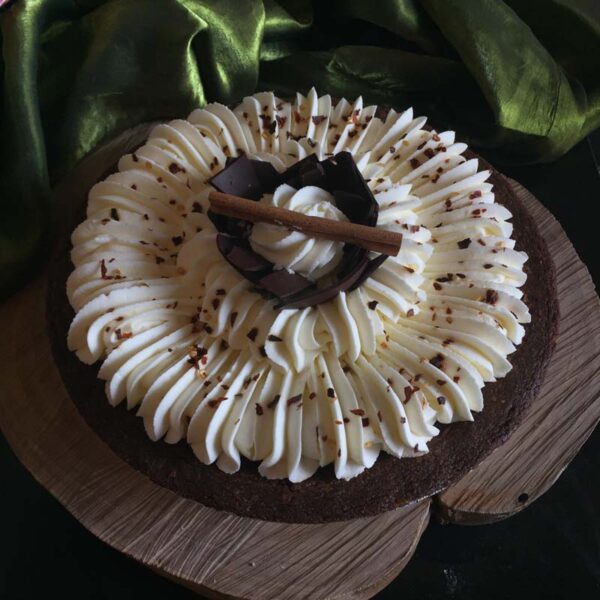 SUGAR SPICE CHOCOLATE CREAM PIE