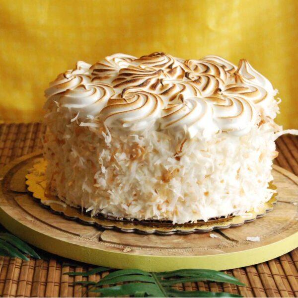 Coconut-Paradise-Rum-Meringue-Cake