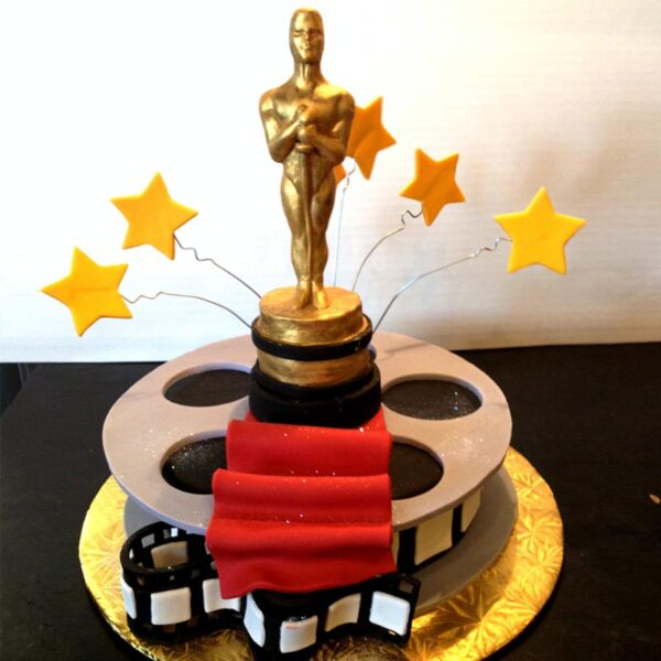 OSCAR AWARDS CAKE
