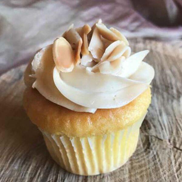 Amaretto Cupcake