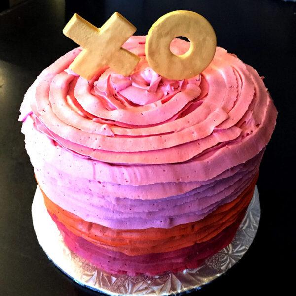 VCA-15 OMBRE CAKE