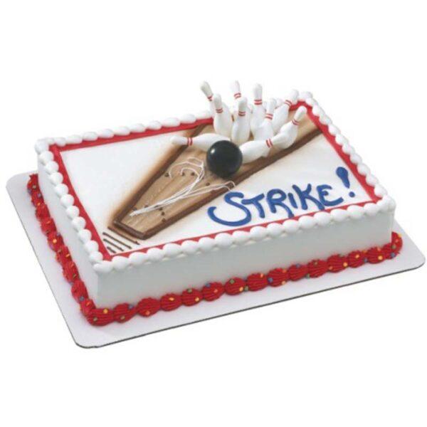 Bowling Cake
