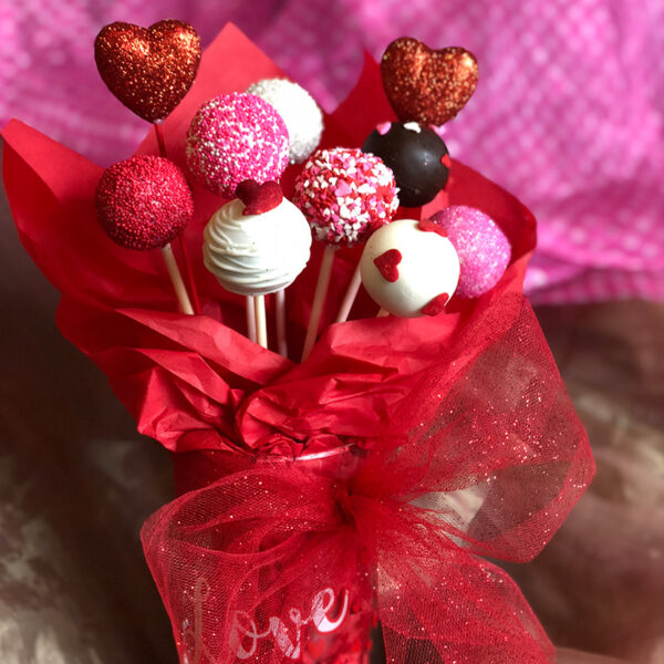 CAKE POP BOUQUET 1