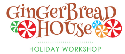 2019 holiday gingerbread logo